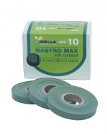 Eurotape 0,10 mm groen 10 rol