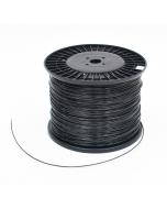 Mevonyl gewasdraad Ø 2,6 mm x 1.300 m / zwart