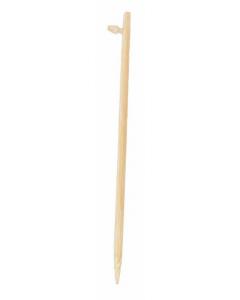 Bambini Sideways bamboe etiketsteker 16 cm naturel