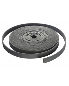Elastisch rubber boomband 15 m x 27 mm x 4,2 mm