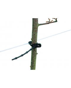 Boomhouder aan draad 20 cm max. Ø 8-10 cm