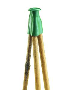 Bamboe stokklem pyramide