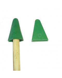 Bamboehoedje driehoek flexibel