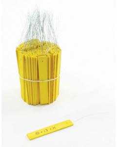 Hangetiket hout 10 x 1,7 cm