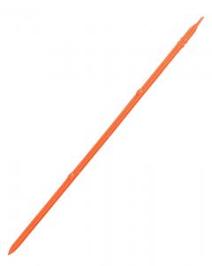 Ringot piket 43 cm oranje (fluor)