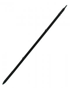 Ringot piket 43 cm zwart