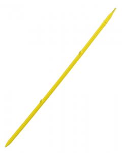 Ringot piket 43 cm geel