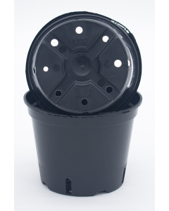Cep boomcontainer 1 l / Ø13,3 x 10,5 cm zwart