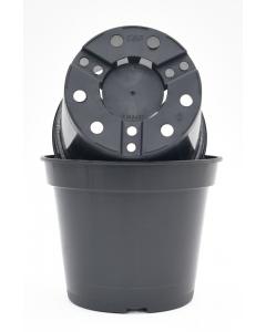 Cep boomcontainer 12 l / Ø30,7 x 24,5 cm zwart