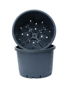 Ritzi container 40 l / Ø46 x 32 cm zwart