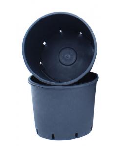 Ritzi container 20 l / Ø36 x 27 cm zwart