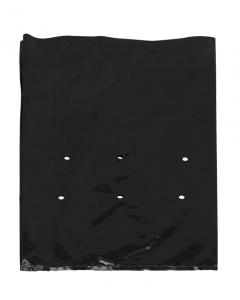 Polipot 8 l / 23 x 23 cm zwart