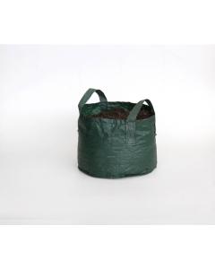 Kweekzak met handvat 27 l / Ø35 x 28 cm groen