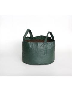 Kweekzak met handvat 60 l / Ø49 x 32 cm groen
