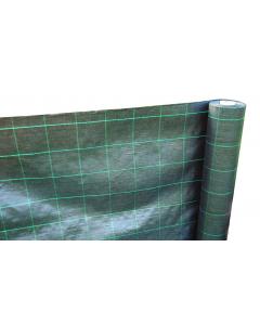 Mevolon gronddoek 1100 / 100 x 0,50 m / zwart
