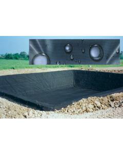 Mevoflex EPDM vijverfolie 1 mm / op maat