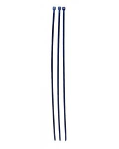 Tie rep kabelbinder 300 x 3,6 mm zwart