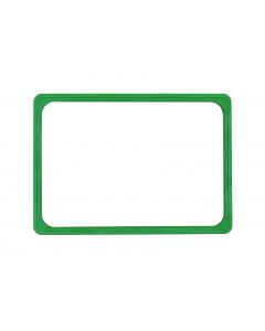 Plakkaatraam A4 groen