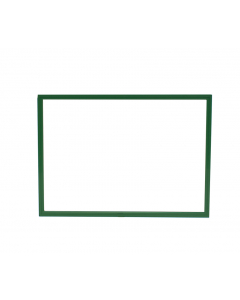 Plakkaatraam plus A3 groen