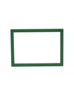 Plakkaatraam plus A5 groen