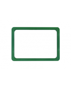 Plakkaatraam A4 smaragdgroen