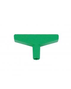 T-stuk 90 mm groen