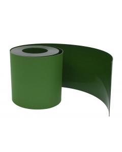 Gietrand LDPE 3 mm / 25 m x 30 cm grasgroen