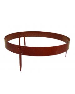 Mevosteel Garden Ring 2 mm ongecoat Ø 76 x 10,2 cm