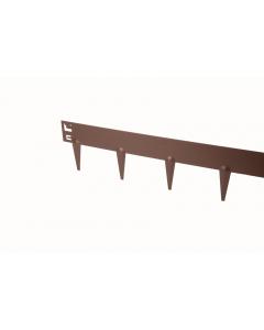 Pro Edge A 2,5 mm bruin 250 x 7,5 cm