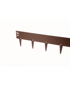 Pro Edge B 2,5 mm bruin 250 x 10 cm