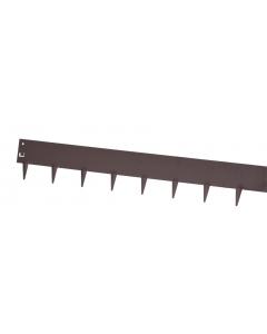 Pro Edge D 2,5 mm bruin 250 x 15 cm