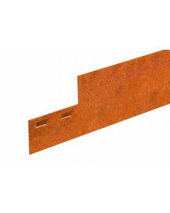 Mevosteel 3 mm ongecoat 225 x 20,3 cm