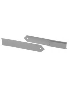 Eindverbindingsclip RVS AISI 304 / 30,5 cm