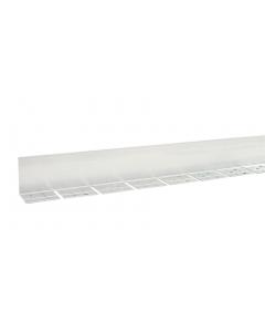Alu Mevo L-Flex zilver 230 x 10,2 cm