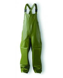 Dolfing PVC broek met galgen en kniestukken / M