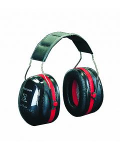 Peltor Optime lll gehoorbeschermer zwart