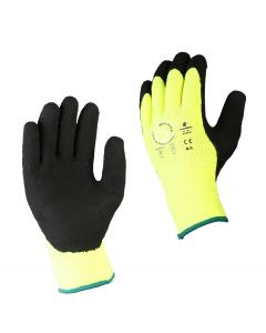 Bull-Flex thermo winterhandschoen / M (08) geel