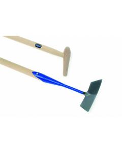 De Wit ronde schoffel 18 cm / met steel 170 cm