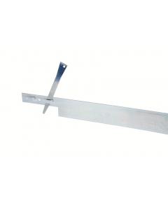 Mevosteel 3 mm verzinkt 225 x 10,2 cm