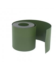 Gietrand HDPE 2 mm / 25 m x 30 cm grasgroen