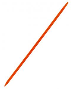 Kruispiket 40 cm fluorescerend oranje