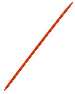Kruispiket 40 cm oranje