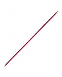 Kruispiket 60 cm rood