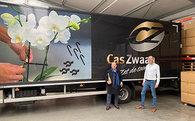 AMEVO neemt Fleur-CD B.V./Cas Zwaan over
