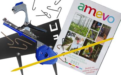 Hij is er weer: de nieuwe catalogus van AMEVO