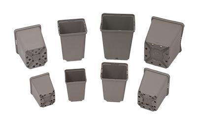 100% recyclebare potten